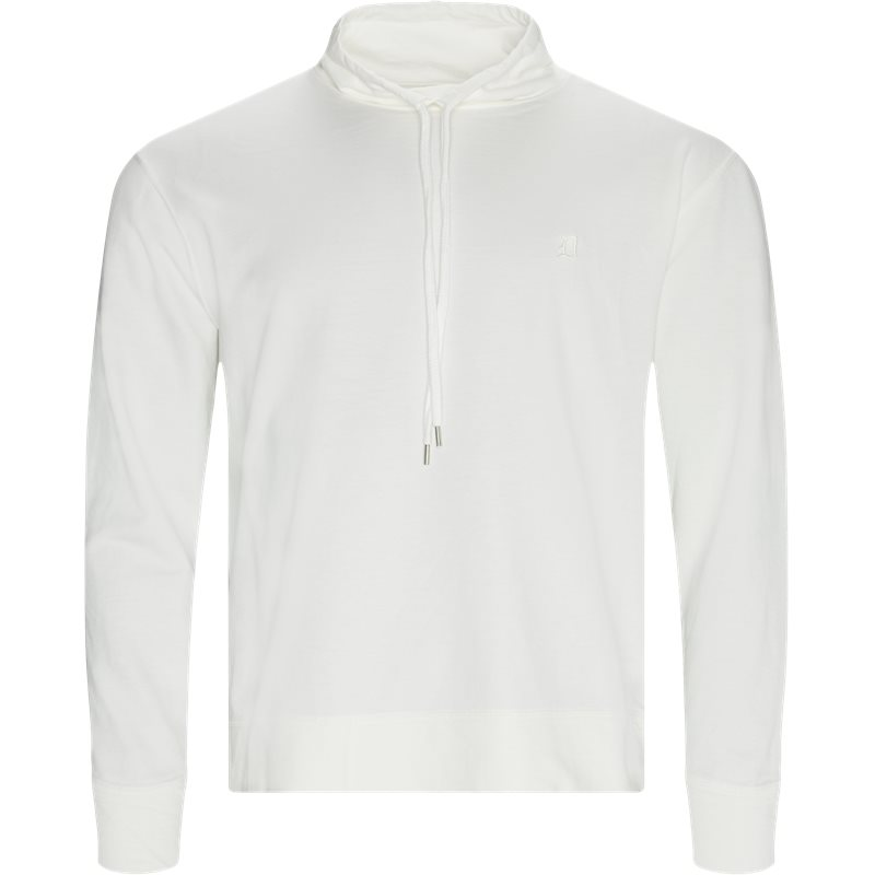 Image of Dondup Regular fit UF611 KF0179 ZD9 Sweatshirts Off White